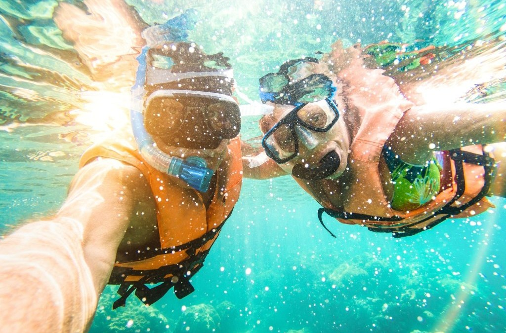 Los Mejores Lugares para Scuba Diving Cancún México