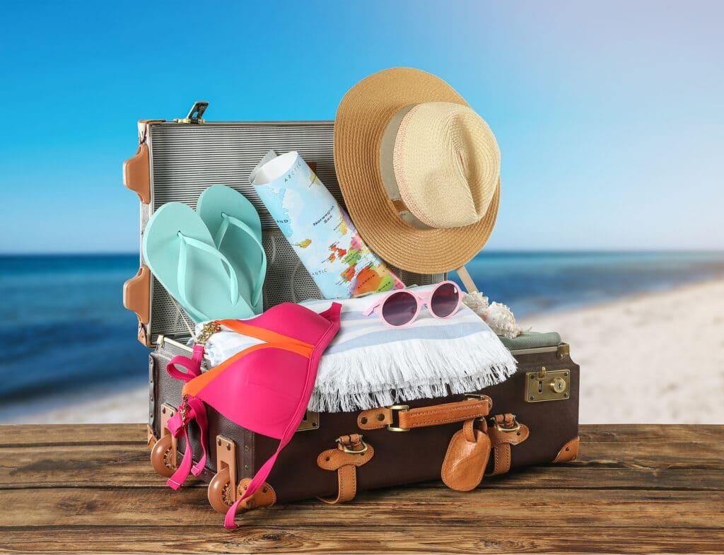 packing tips via Krystal International Vacation club