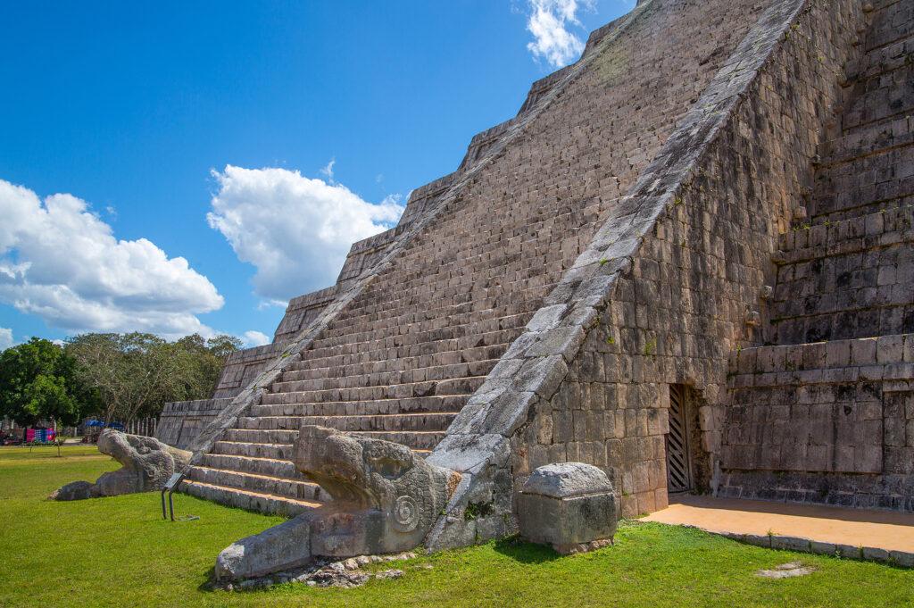 Mexico, Cancun. Chichen Itza