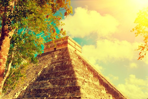 Some of the best places to explore both the Mayan culture and their artifacts with Krystal Cancun Timeshare.