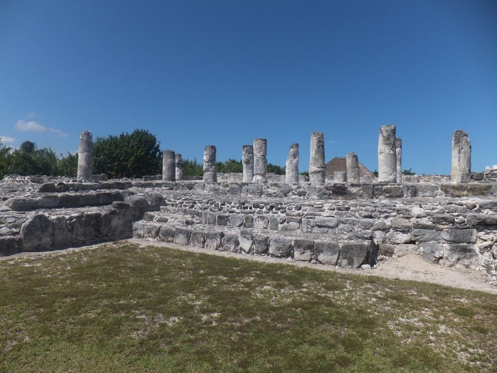 El Rey Mayan Ruins in Cancun, Mexico