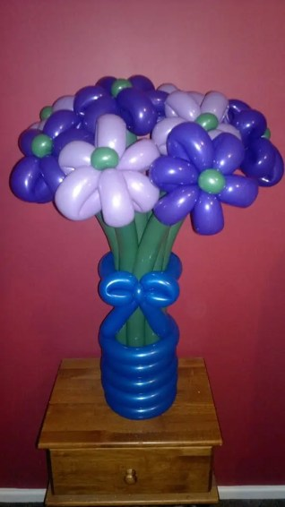 Purchase a balloon flower bouquet for any occasion - only $35!
