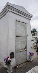 Marie Leveau's tomb