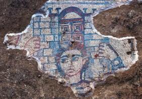 Huqoq Mosaic