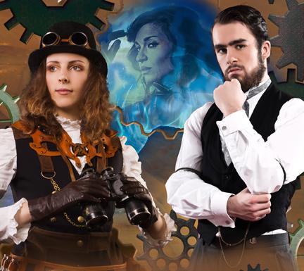 Perilous Artifacts: a steampunk serial by Krystine Kercher