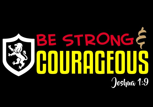 becourageous