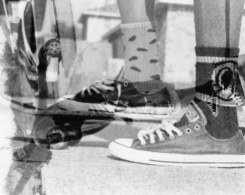 Skate | Silver Gelatin Darkroom Print | 8x10'' Paper | Matte Finish | $25.00 + Shipping