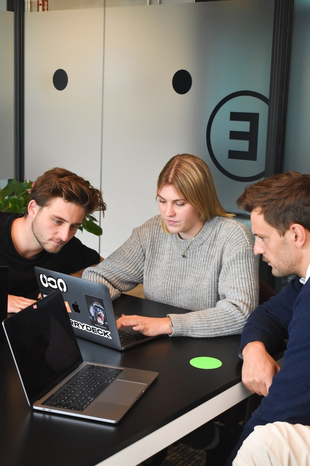 Krytech Digital - About the team and us