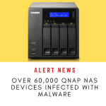 QNAP NAS Infected with Malware