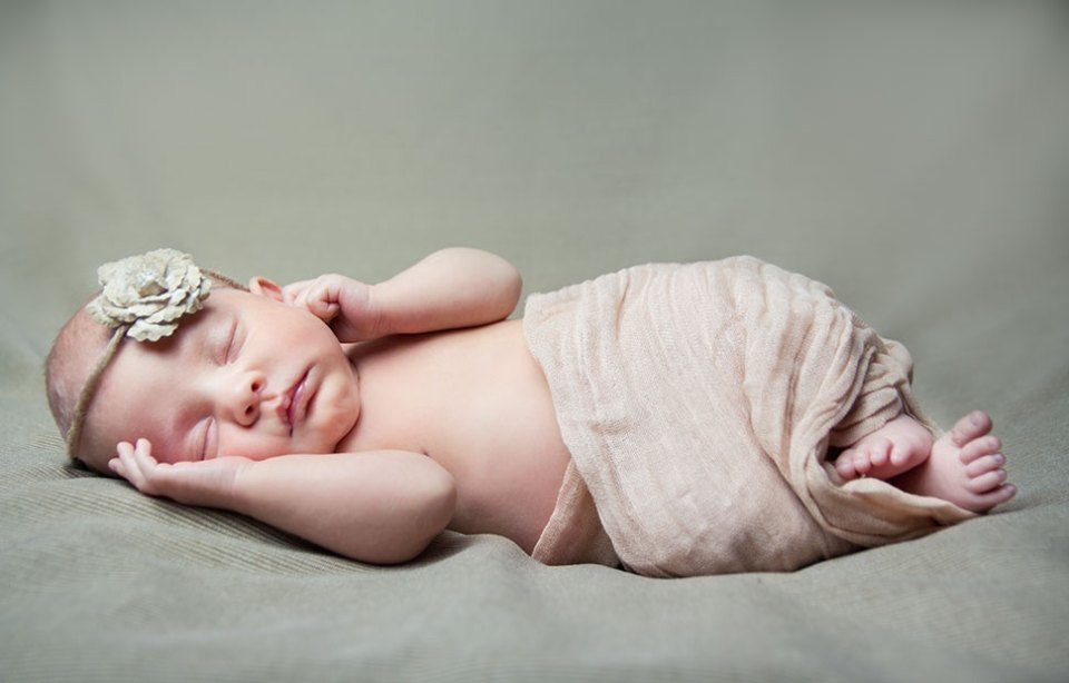 Chris Kryzanek Photography - Newborn