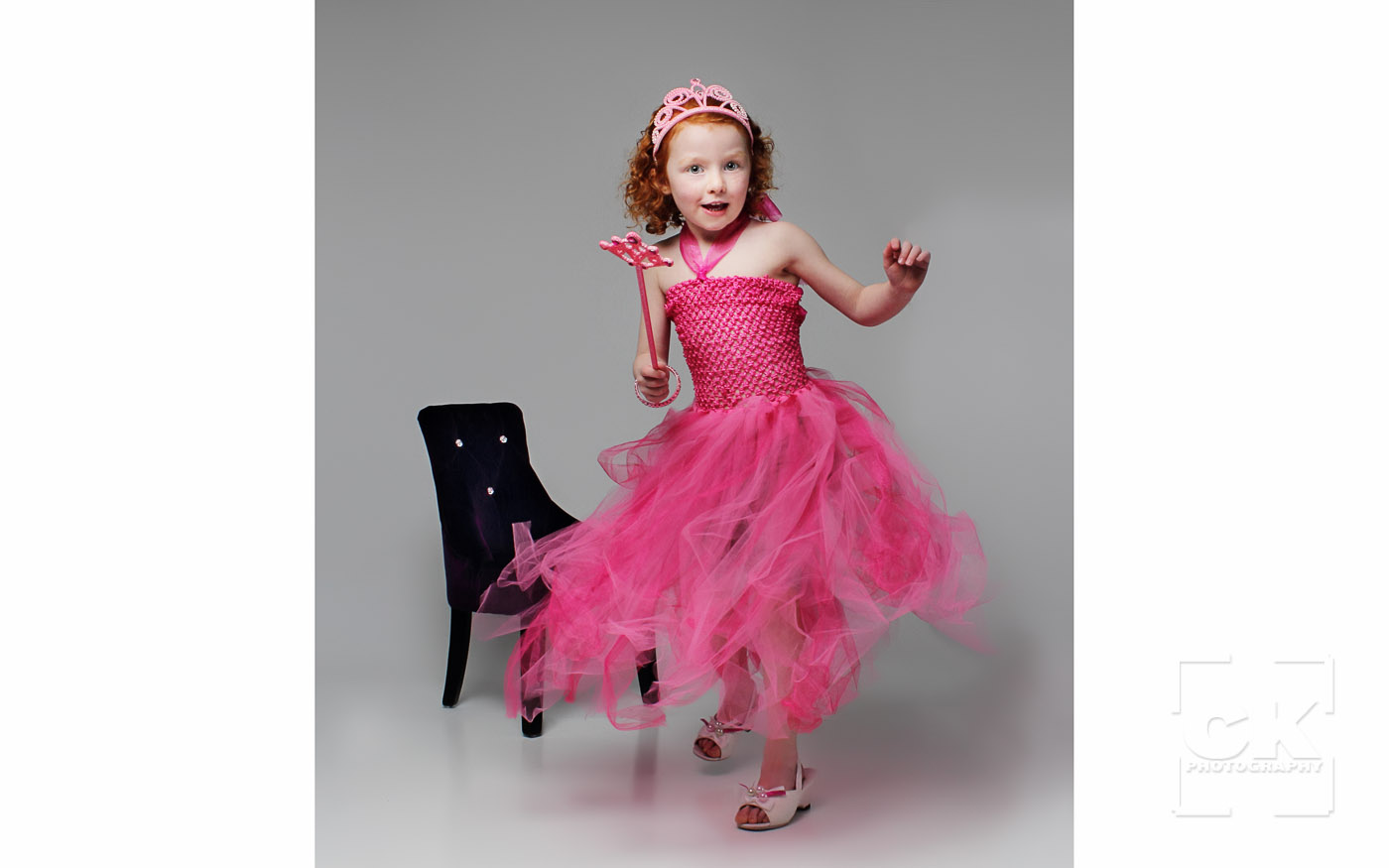 Chris Kryzanek Photography children - girl in princess dress