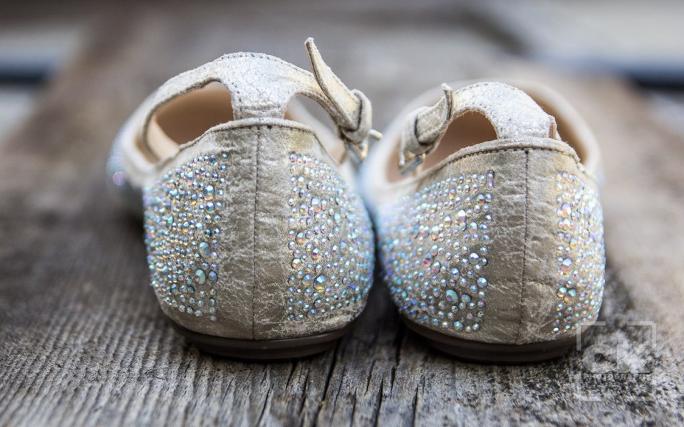 Chris Kryzanek Photography - Brides shoes