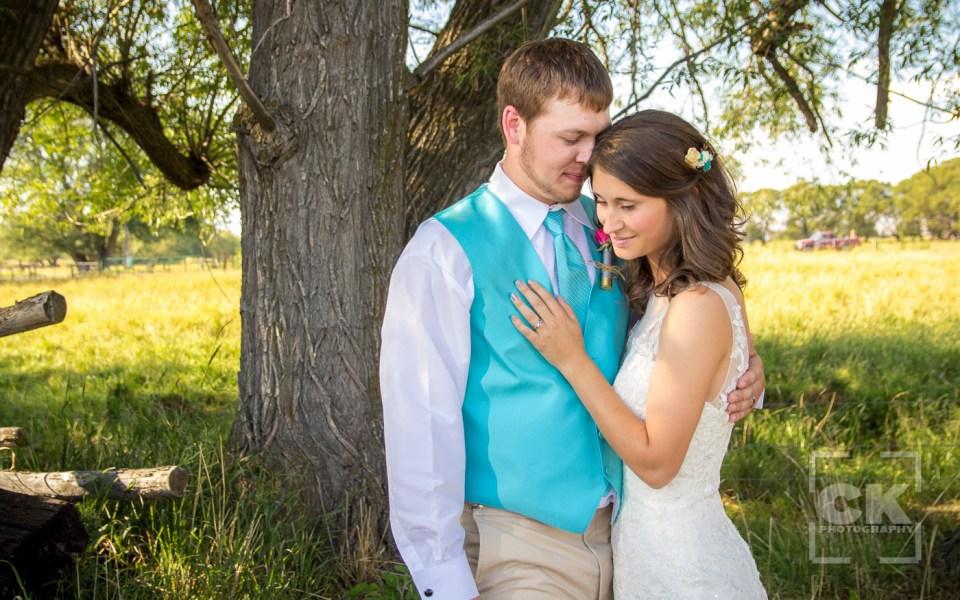 Chris Kryzanek Photography - Bride and groom