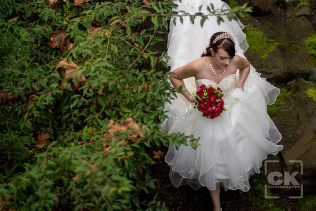 Summit Grove Lodge Fall Wedding –  Amy & Joel