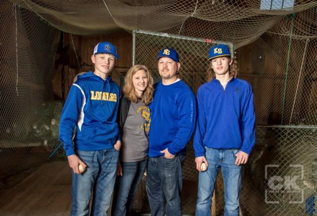Chris Kryzanek Photography - large family session Knappa Oregon