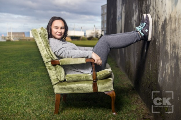 Chris Kryzanek Photography - Astoria Senior Girl Poraits