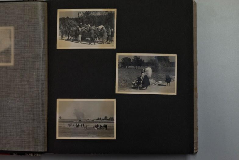 Foto: Album Hansa Friedricha Huebnera; Źródło: Herder-Institut e.V., Bildarchiv