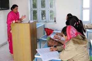 Seminar für angehende Lehrer am College of Education