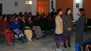 Hörsaal des College of Education: Gastvortrag zu Methoden für den Fremdsprachenunterricht