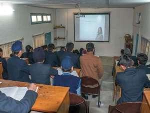Fernunterricht an der Kirpal Sagar Aacademy