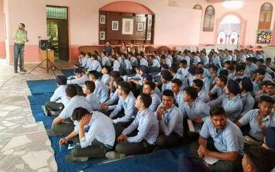 Workshop Schüler retten Leben