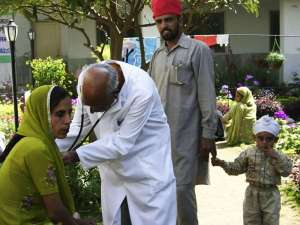 Medical Camp: Untersuchung