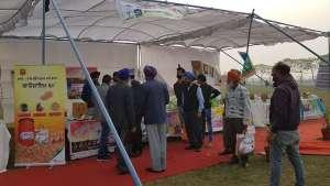 Landwirtschaftsmesse in Kirpal Sagar November 2017, nachhaltig, biologisch, Kreislaufwirtschaft