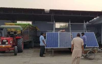Solar Energy for Waterpumps