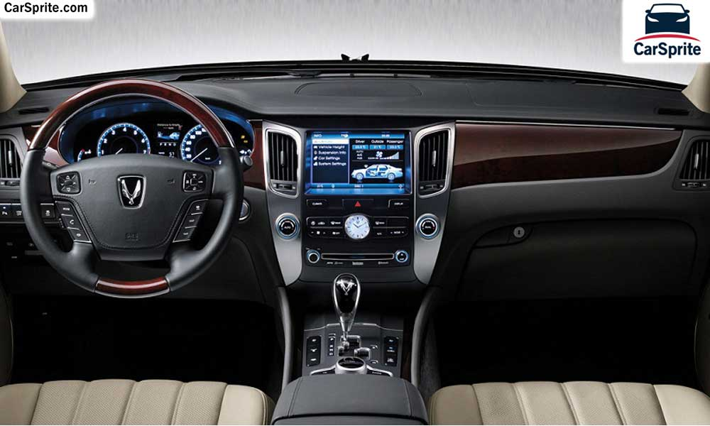 Hyundai Centennial 2017 Prices And Specifications In Saudi