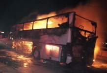 Madinah Bus Accident