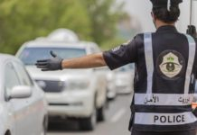 Traffic violations in Saudi Arabia rise 40% in 2019