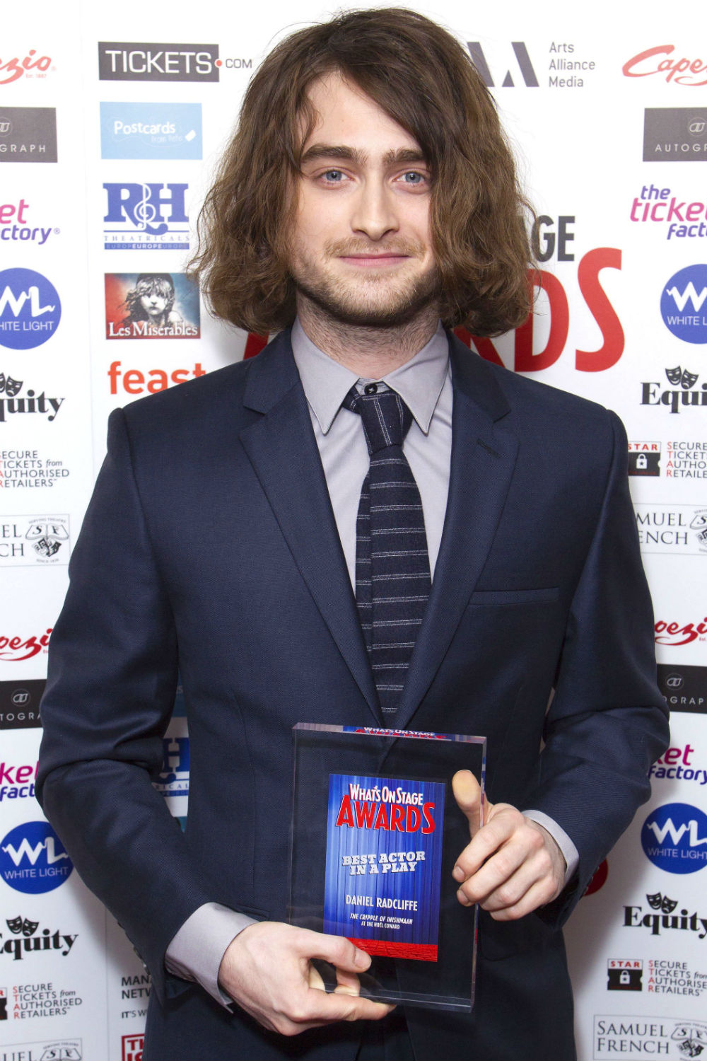 Daniel Radcliffes Long Hair Taught Him Something About Women