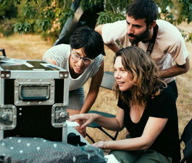 Erika Lust Making Film