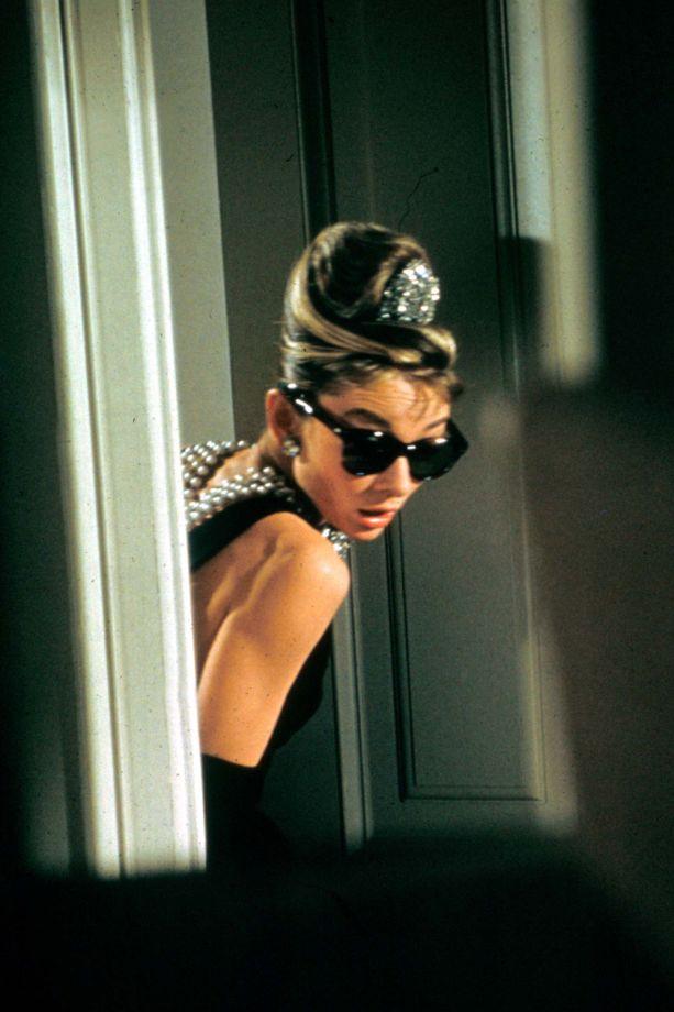 Audrey Hepburns Best Hairstyles From Breakfast At