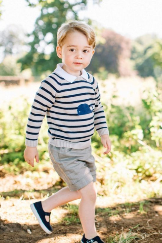 Prince George 3rd birthday photos