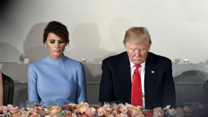 Donald Trump body language