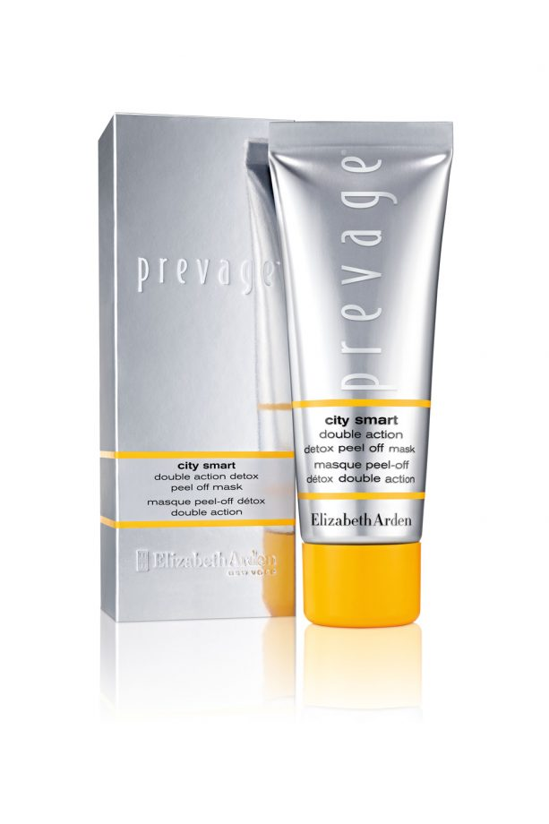 best face mask Elizabeth Arden Prevage City Smart Double Action Detox Peel Off Mask