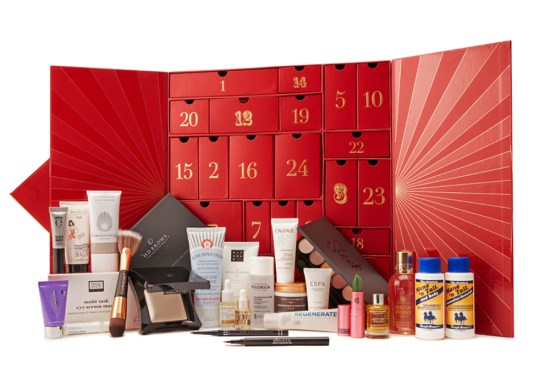 beauty advent calendar Lookfantastic