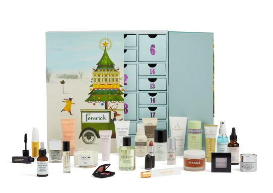 beauty advent calendars 2018 Fenwick