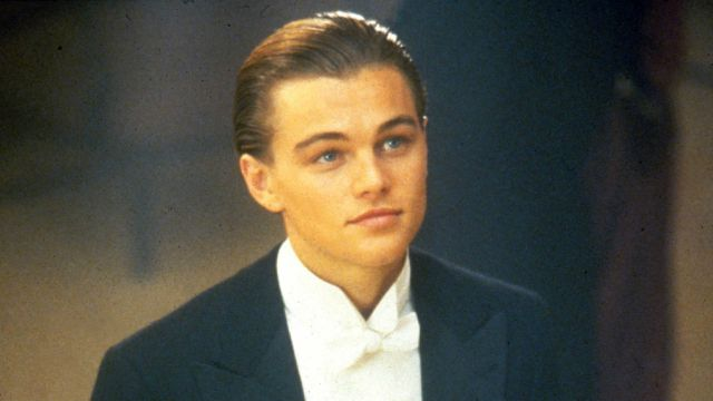 an ode to the evolution of leonardo dicaprio's hairstyle