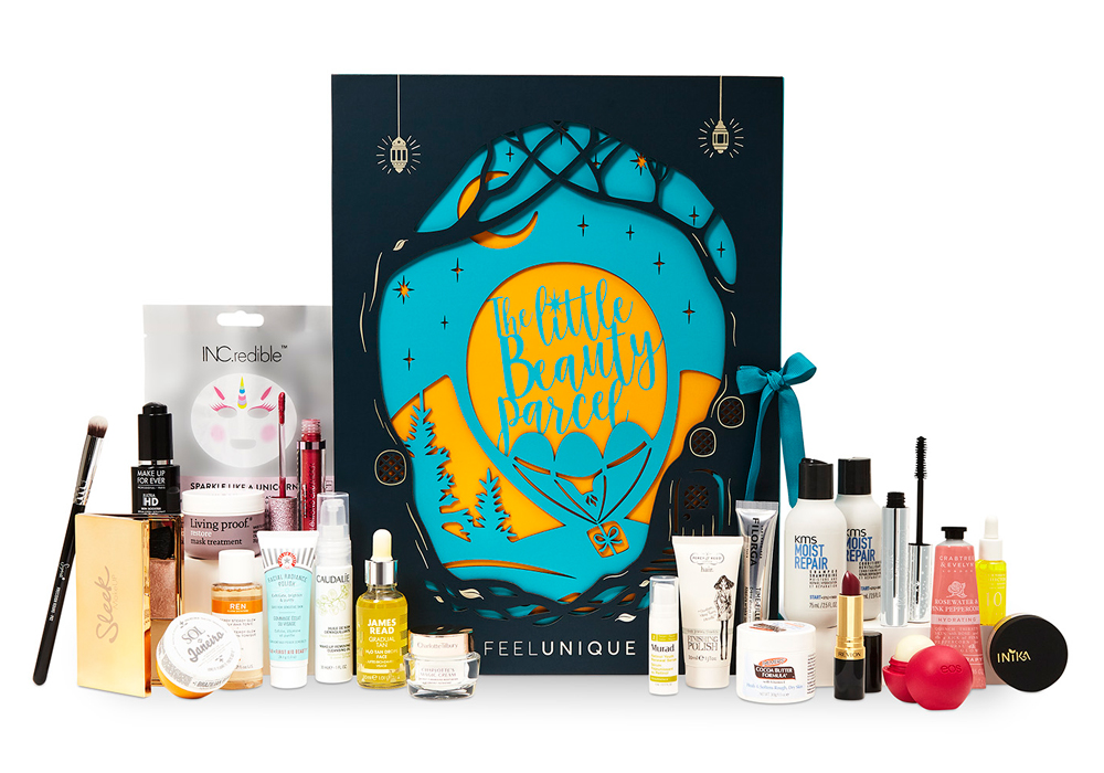 beauty advent calendars Feelunique
