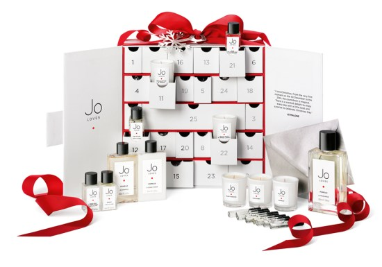 beauty advent calendars Jo Loves