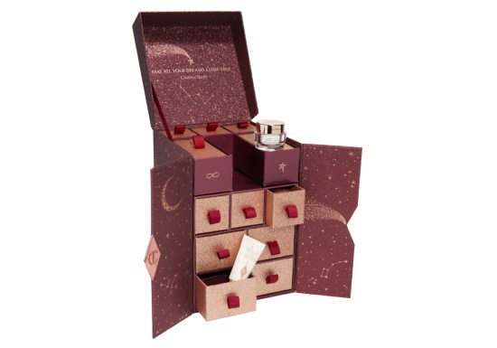 beauty advent calendar Charlotte Tilbury