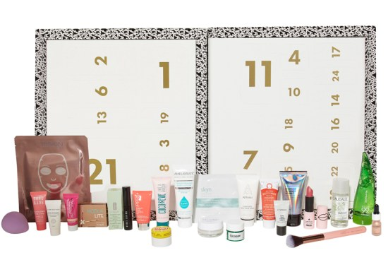 beauty advent calendars ASOS 2018