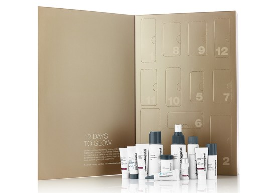 beauty advent calendars 2018 Dermalogica