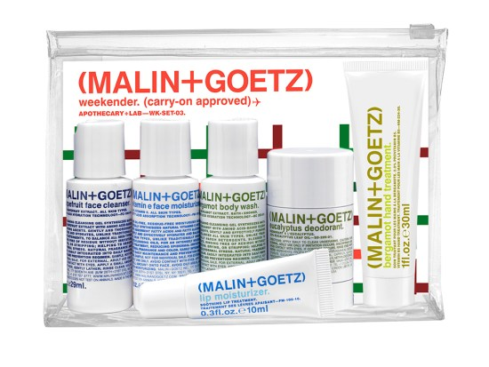 christmas beauty gift sets malin and goetz
