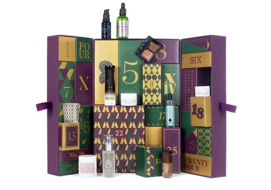 beauty advent calendars 2018 Space NK