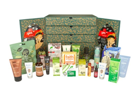 beauty advent calendars 2018 Holland and Barrett