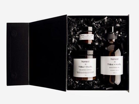 christmas beauty gift sets tiba & marl