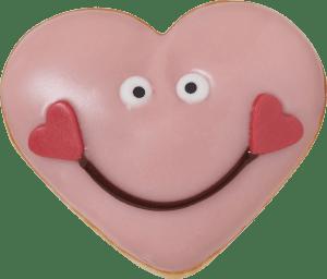 krispy kreme valentines day doughnuts